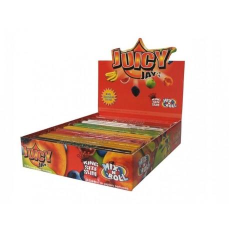 Bibułki Juicy Jay's KS Slim Jagoda