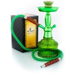 Shisha Smart Green 28cm 1 wąż