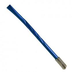 Bombilla Anodized niebieska