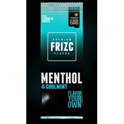 Karta Frizc do tytoniu menthol coolmint