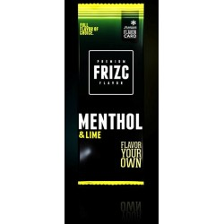 Karta Frizc do tytoniu menthol lime
