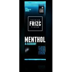 Karta aromatyzująca Frizc menthol blueberry