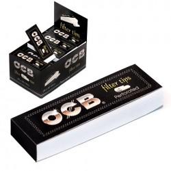 Filterki OCB białe BOX 25szt