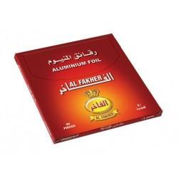 Folia aluminiowa Al Fakher 35szt