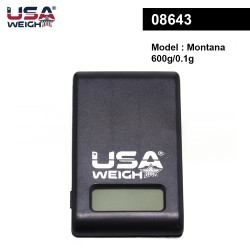 Waga Montana 600g x 0,1g USA