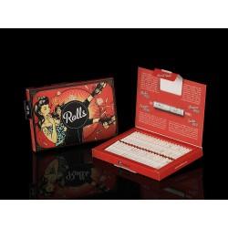 Filtry Rolls Vip XL Pack Fire 80szt