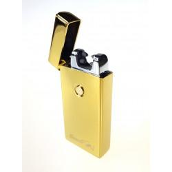 Zapalniczka USB plazmowa2 Łuki gold