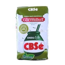 Yerba Mate Cbse Endulife con stevia 500g