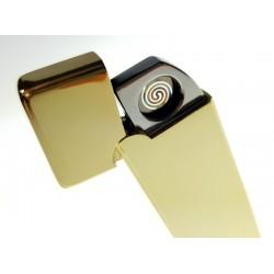 Zapalniczka USB plazmowa żarowa Gold