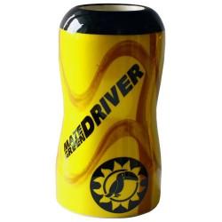 Matero Ceramiczne Yerba Driver żółta 200ml