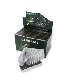 Filterki tipsy Cannabis 32szt