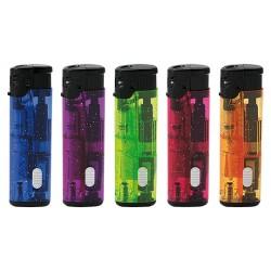 Zapalniczka żarowa z LED mix kolor 50szt