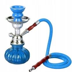Shisha Pączek 1 wąż niebieska