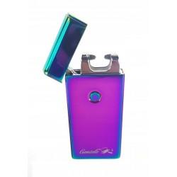 Zapalniczka USB Plazmowa Prezenetowa fioletowa