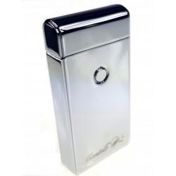 Zapalniczka USB Plazmowa Prezentowa srebrna
