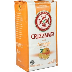 Yerba Mate Cruz de Malta Orange 500g