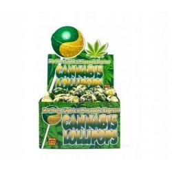 Lizak Cannabis olejek konopny Pineaple