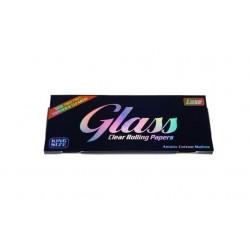 Bibułki przezroczyste Luxe Glass Clear