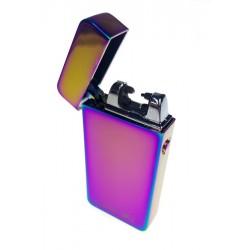 Zapalniczka USB plazmowa podwójny łuk