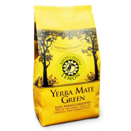 Green Mate Lemon 400g