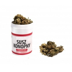 Susz Konopny Kwiaty Strawberry 2g CBD 4%