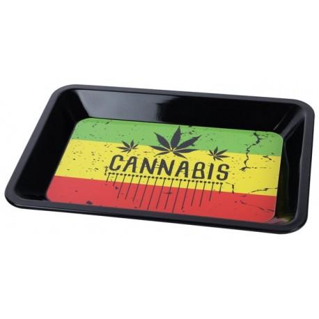 Tacka do skręcania papierosów Cannabis