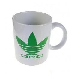 Kubek ceramiczny 330ml Cannabis