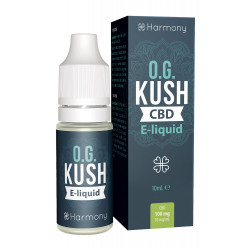 Liquid Harmony OG KUSH 10ml 100mg CBD