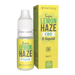 Liquid Harmony Super Lemon Haze 10ml 100mg CBD