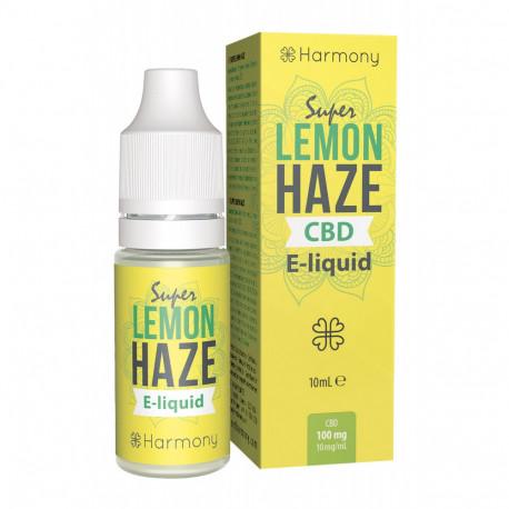 Liquid Harmony Super Lemon Haze 10ml 100mg CBD
