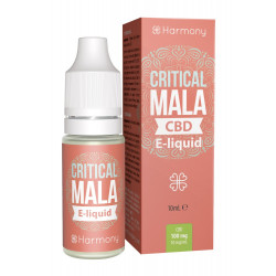 Liquid Harmony Critical Mala 10ml 100mg CBD