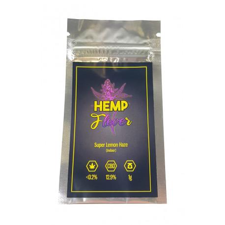 Susz Konopny Hemp FloveR Super Lemon Haze 12,9% CBD 5g