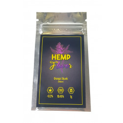 Susz Konopny Hemp FloveR Orange Skunk 10,45% CBD 1g