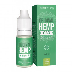 Liquid Harmony Original Hemp 10ml 100mg CBD