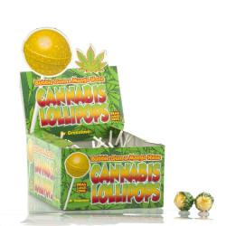 Lizak Cannabis Bubble Gum Mango Haze