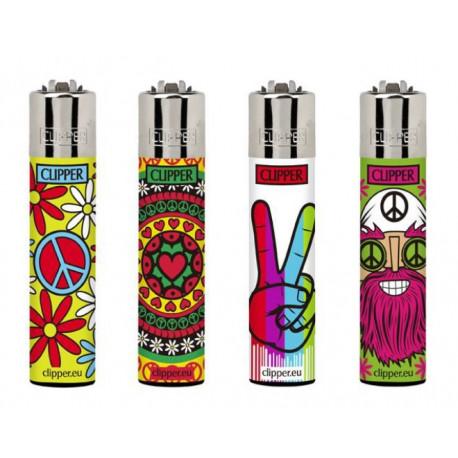 Zapalniczka Clipper Hippie Chic 1