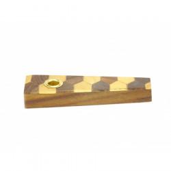 Lufka drewniana 11cm