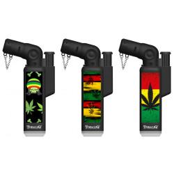 Zapalniczka Palnik Zapalarka żarowa Rasta Cannabis