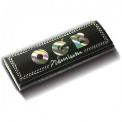 Bibułki OCB Premium no.1 - 50 bibułek 50szt