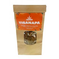 Herbata konopna Tisanapa pomarańcza cynamon