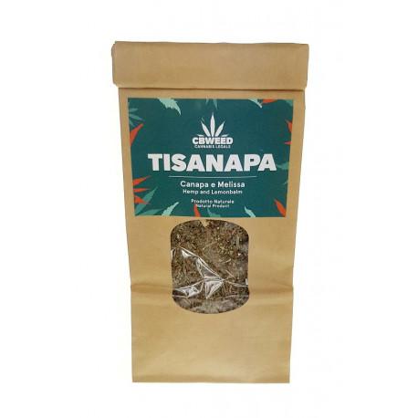 Herbata konopna Tisanapa melisa
