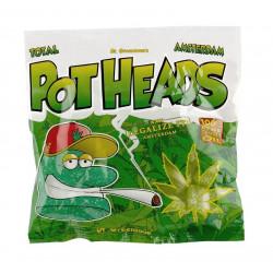 Żelki Pot Heads z ekstraktem z konopii z CBD