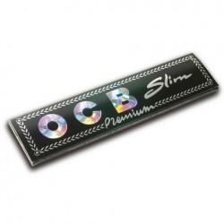 Bibułki OCB Slim Premium 32 sztuki