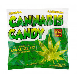 Żelki Candy z ekstraktem z konopii z CBD