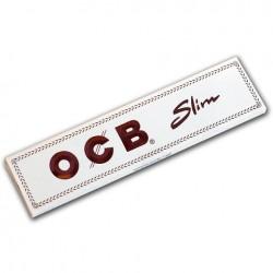 Bibułki OCB Slim białe 32szt