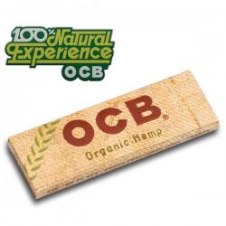 Bibułki OCB Organic 50 bibułek