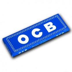 Bibułki OCB niebieskie 50 listków