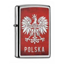 Zapalniczka Zippo benzynowa Polska