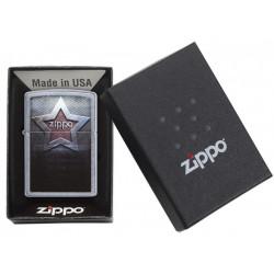 Zapalniczka Zippo benzynowa Gwiazda