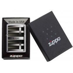 Zapalniczka Zippo benzynowa Kratka